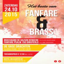 Het Beste van Fanfare & Brass