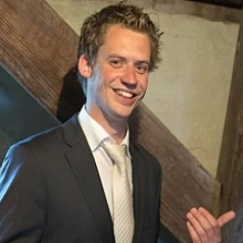 Jan Werkman nieuwe dirigent De Bazuin B