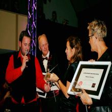 Wethouder Bruins Slot grijpt titel Maestro van de Trynwâlden
